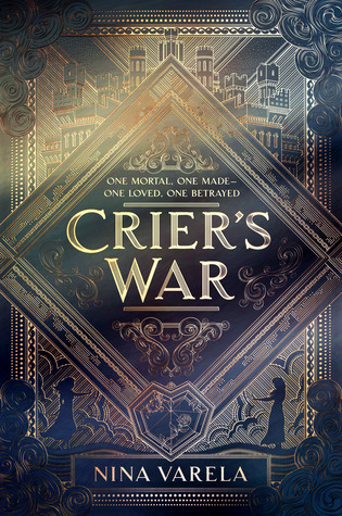 Cover of Crier's War